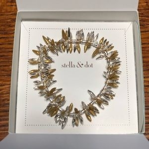 Stella & Dot Renegade stretch bracelet